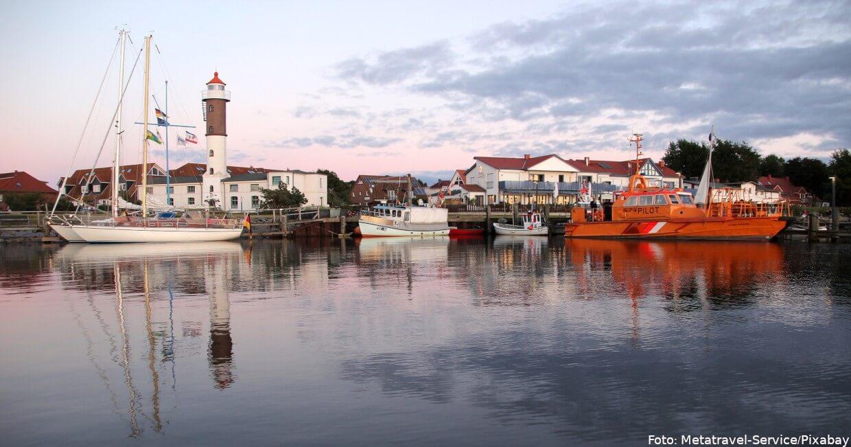 Hafen auf Poel