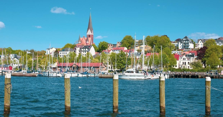 Flensburg: Maritime Hafenidylle