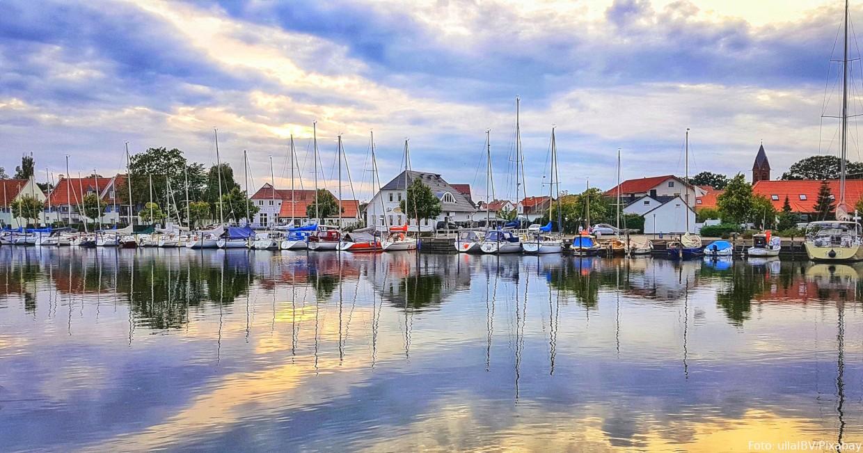 Hafen in Greifswald