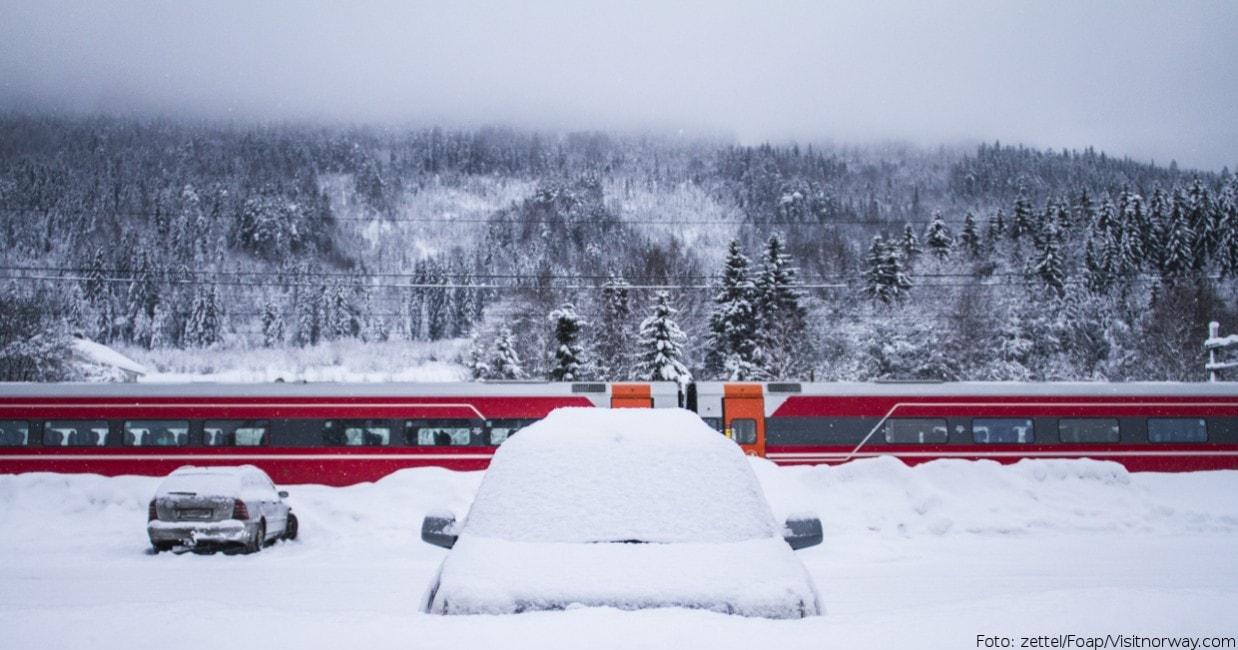 Bergen-Bahn