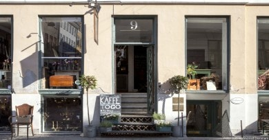 Kopenhagen Städtereise - Kleine Läden in der Nähe der Strøget