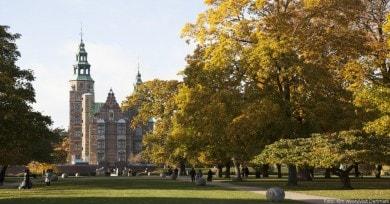 Schloss Rosenborg muss man gesehen haben