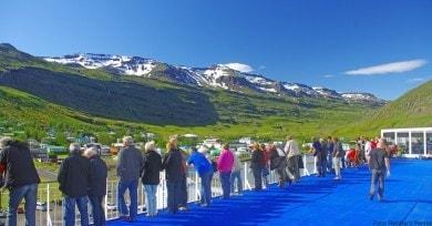 Island Kreuzfahrten, Schiffreisen & Fährverbindung der Smyril Line