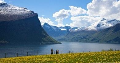 Auto-Rundreisen in Norwegen im eigenen Auto oder Mietwagen buchen