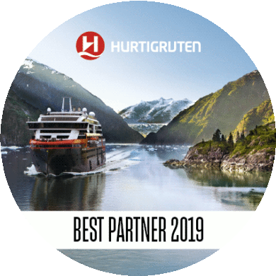 2019 Best Partner Hurtigruten