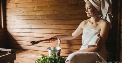 Finnisches Kulturgut: Die Sauna