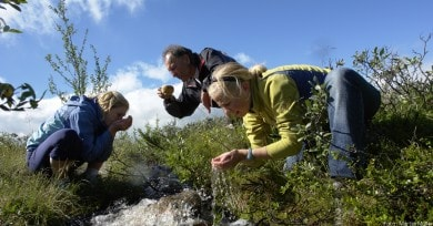 Norwegen Aktivurlaub & Aktivreisen buchen