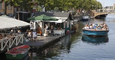 Kanalfahrt im Kopenhagen Städteurlaub