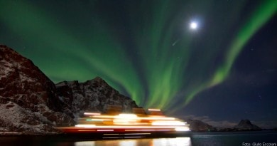 Polarlichtreise