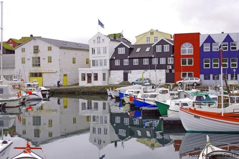 Hafen von Torshavn