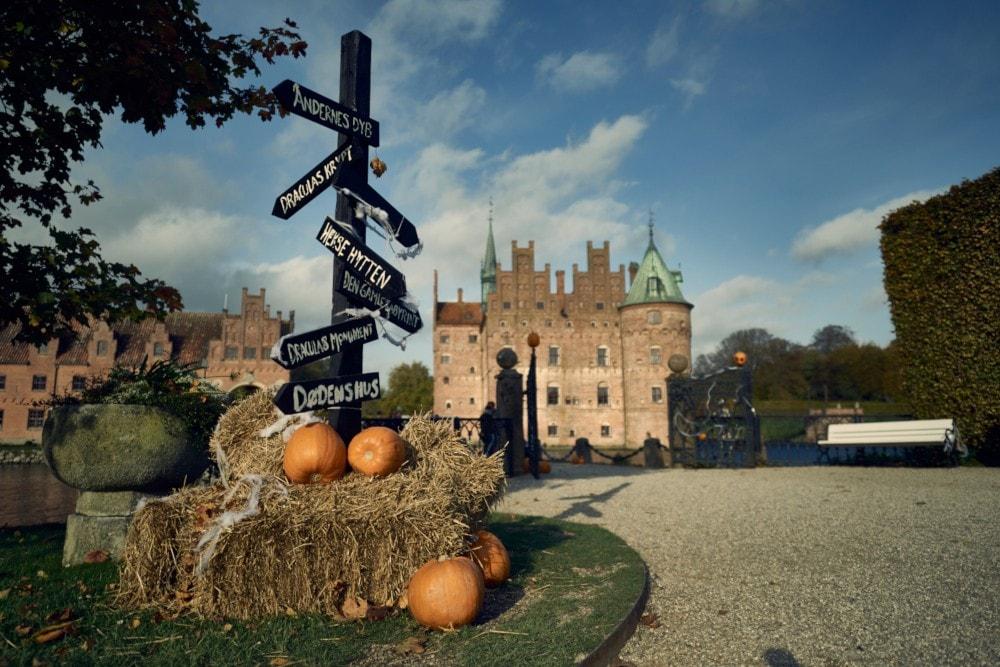 Halloween in Dänemark